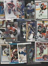 (17) DIFFERENT DALE HAWERCHUK CARDS  FREE SHIPPING