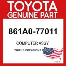 TOYOTA GENUINE 861A077011 COMPUTER ASSY 861A0-77011