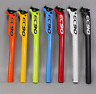 3K Carbon MTB Road Bike Seatpost Aero Bicycle Seat Post 27.2/30.8/31.6-350/400mm