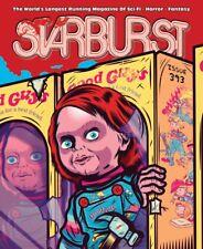 Starburst 393 (2013) story of Chucky, Arrow, Thor in comics...