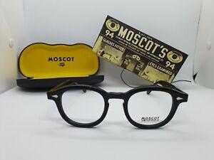 Medium Moscot Lemtosh black occhiale da vista