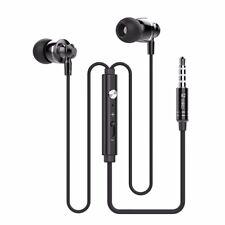 Kopfhörer In Ear Bass Ohrhörer Ohrstöpsel Langsdom Schwarz M300