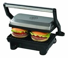 Ariete Slim Toast & Grill Tostiera elettrica 1000 W apertura di 180º per