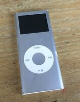 Apple Ipod Nano ( A1199 ) 2GB 2nd Generation in Silver Spares or Repairs