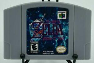 The Legend of Zelda: Voyager of Time | N64 Rare Cart| USA Seller