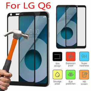 1/2/3/5 Pcs Tempered Glass 9H Screen Protector Film For LG Q60 G7 Q7 K8 K10 2018