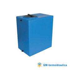 Serbatoio Acqua Cisterna Polietilene Giurgola 500 Lt Parallelepipedo Verticale