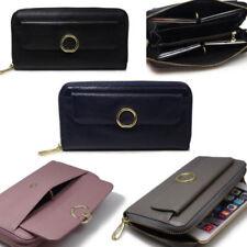 Unbranded Women's Zip Around Clutch Wallets