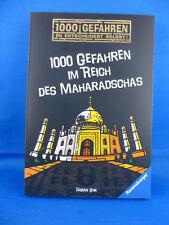1000 Gefahren im Reich des Maharadschas von Fabian Lenk