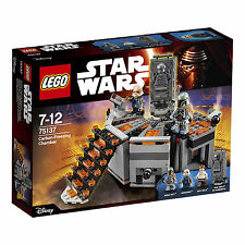 Lego ® Star Wars 75137 carbon-freezing Chamber-envío inmediato DHL