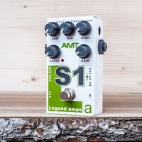 AMT Electronics S1 (Soldano) - guitar preamp (distortion/overdrive) effect pedal