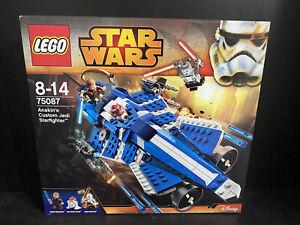 LEGO 75087 Star Wars Anakin's Custom Jedi Starfighter Brand New Sealed