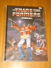 TRANSFORMERS MARVEL GRANDREAMS BRITISH ANNUAL 1986 VF