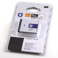 10pcs NP-BD1 Camera Battery For SONY DSC T300 TX1 T900 T700 T500 T200 T77 T90