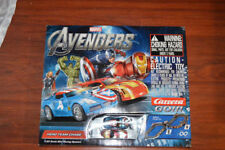 "Carrera Marvel - The Avengers ""Hero Team Chase"" Race Set"