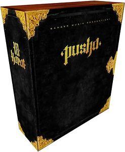 18 KARAT Limited Edition Boxset PUSHA CD New Sealed