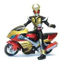 """Japanese Manga Anime Rangers MASKED RIDER 6"""" figure on Bike Style 1"""