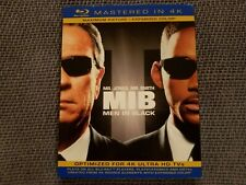 Men In Black (Blu-ray Disc, 2013), Mastered in 4K, with slipcover