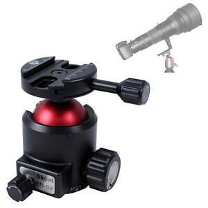 Heavy-duty Arca-Swiss Stativkopf Kugelkopf Ball Head für Große Kamera Objektiv