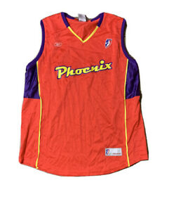Phoenix Mercury Women's WNBA Reebok Jersey Size Medium
