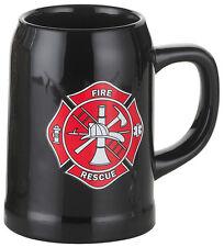 Firefighter Fire Rescue 16.9oz Stoneware Mug