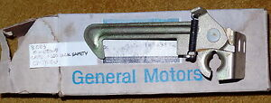 1967-70 Cadillac Eldorado Secondary (Safety) Hood Latch NOS 1488149