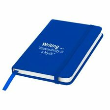 A6 notebook Motivational premium quality A6 pocket notebook.