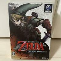 The Legend of Zelda Twilight Princess Nintendo GameCube Japan【Tested&Works well】