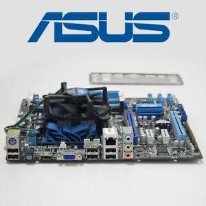 SCHEDA MADRE ASUS P7H55-M SOCKET LGA1156 LGA 1156 MATX MICROATX DDR3 PRIMA GEN-
