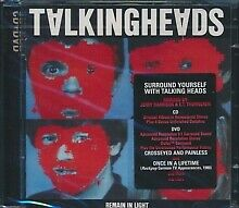 Remain in Light Plus DVD (remastered) 0081227330026 by Talking Heads CD