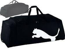 Puma XXL Wheel Bag 100L sehr große Reise- & Sport-Tasche mit Rollen Teamsport