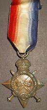 Original WW1 Royal Canadian 22e Regiment 1914-1915 Star Medal