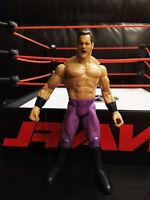 CHRIS BENOIT JAKKS WRESTLING ACTION FIGURE KIDS TOY WWE WWF WCW ATTITUDE ERA