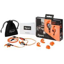 Monster iSport Strive In-Ear Only Headphones - Orange ~ Brand New & Sealed