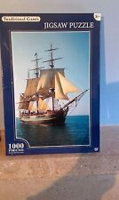 SHIP Sailing Ship 3 masts Jigsaw Collectable 1000 piece
