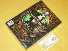 SPELLFORCE 2 GOLD EDITION x PC NUOVO SIGILLATO Vers. ITA SPELL FORCE + ESPANSION
