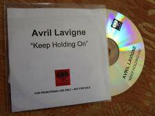 Avril Lavigne – Keep Holding On Columbia Promo CD Single