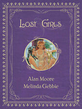 LOST GIRLS ALAN MOORE SLIPCASE HARDCOVER EDITION VOL 1-3