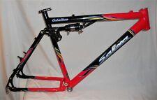 """Salsa Caballero full suspension XL mountain bike frame mtb 26"""" disc or V-brake"""