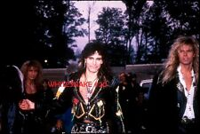 4x6 photo  WHITESNAKE DAVID COVERDALE STEVE VAI ADRIAN VANDENBERG