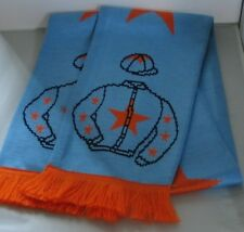 Un De Sceaux  scarf - in his racing colours - Cheltenham Festival