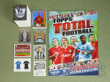 2009 Barclays Premier League TOPPS - empty album + set (ALL 480 stickers)