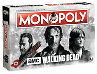 Monopoly The Walking Dead AMC TWD Spiel Gesellschaftsspiel Brettspiel deutsch