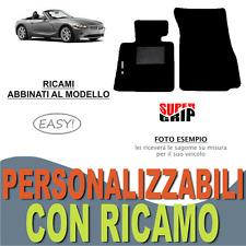LOGO TOP RICAMATO TAPPETINI PER BMW Z4 E85 E86 TAPPETI PER AUTO SU MISURA