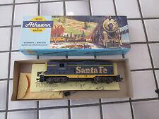 athearn Atsf Santa Fe powered engine Ho scale
