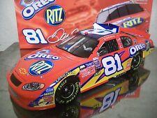 DALE EARNHARDT JR 2005 #81 OREO RITZ 1:24 ACTION NASCAR DIECAST - NEW in BOX