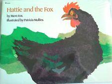 Teacher Big Book HATTIE & THE FOX Shared Reading SCHOLASTIC Brand New