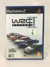 WRC 2 Extreme World Rally Championship - With Manual - Playstation 2 - PS2 - PAL