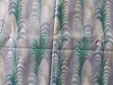 WTW Fabric Windsor Hoffman Mod Abstract Optical Pattern Metallic +++++ Quilt