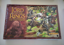 Lord of the Rings Two Towers Warg Attack Games Workshop GW metal riders